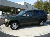 2006 Jeep Green Metallic Jeep Grand Cherokee Laredo 4x4 #18508332