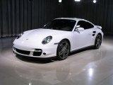 2007 Carrara White Porsche 911 Turbo Coupe #185660