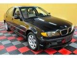 2004 Jet Black BMW 3 Series 325xi Sedan #18574643