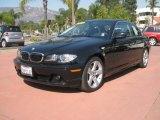 2005 Jet Black BMW 3 Series 325i Coupe #18563485