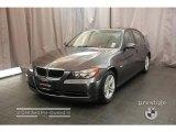 2008 Sparkling Graphite Metallic BMW 3 Series 328xi Sedan #18560989