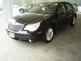 2009 Chrysler Sebring Brilliant Black Crystal Pearl