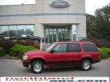 2001 Mercury Mountaineer 4x4