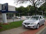 2006 Alabaster Silver Metallic Acura TSX Sedan #18574242