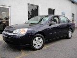 2005 Dark Blue Metallic Chevrolet Malibu Sedan #18562849