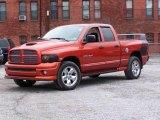 2005 Go ManGo! Dodge Ram 1500 SLT Daytona Quad Cab 4x4 #18568962