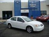 2007 Summit White Chevrolet Cobalt LS Sedan #18569425