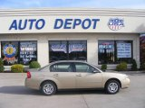2008 Sandstone Metallic Chevrolet Malibu Classic LS Sedan #18566519