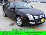 2008 Black Ebony Ford Fusion SEL V6 #18571297