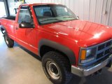 1997 Chevrolet C/K 2500 K2500 Cheyenne Regular Cab 4x4 Data, Info and Specs