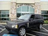 2004 Java Black Land Rover Range Rover HSE #1859989