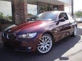 2007 Barbera Red Metallic BMW 3 Series 328xi Coupe #18631659
