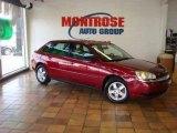 2005 Sport Red Metallic Chevrolet Malibu Maxx LS Wagon #18644680