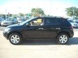 2006 Super Black Nissan Murano S #18645168