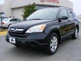 2008 Nighthawk Black Pearl Honda CR-V EX #18637469