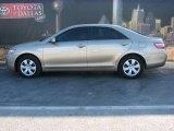 2008 Desert Sand Mica Toyota Camry LE #1857228