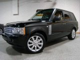 2007 Java Black Pearl Land Rover Range Rover Supercharged #18631868