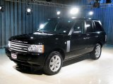 2007 Java Black Pearl Land Rover Range Rover HSE #18645187