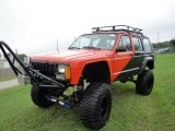 Jeep Cherokee 1992 Data, Info and Specs