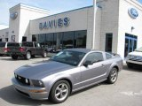 2006 Tungsten Grey Metallic Ford Mustang GT Premium Coupe #18635477