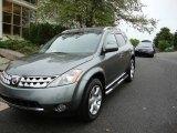 2006 Platinum Pearl Metallic Nissan Murano SE AWD #18642073