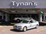 2000 Titanium Silver Metallic BMW 3 Series 323i Sedan #18693831