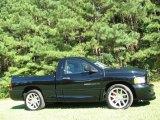 2005 Black Dodge Ram 1500 SRT-10 Regular Cab #18697782