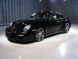 2007 Basalt Black Metallic Porsche 911 Turbo Coupe #186679