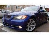 2007 Montego Blue Metallic BMW 3 Series 335i Sedan #18697867