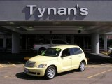 2007 Pastel Yellow Chrysler PT Cruiser Touring #18693832