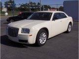 2008 Cool Vanilla White Chrysler 300 LX #18690728