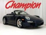 2008 Midnight Blue Metallic Porsche 911 Carrera S Cabriolet #18689098