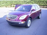 2010 Red Jewel Tintcoat Buick Enclave CXL #18797816