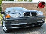 2001 Steel Grey Metallic BMW 3 Series 325i Sedan #18788090