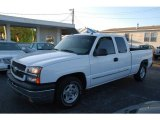 2004 Summit White Chevrolet Silverado 1500 LT Extended Cab #18792446