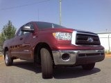 2010 Salsa Red Pearl Toyota Tundra Double Cab #18794376