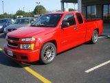 2006 Chevrolet Colorado Xtreme Extended Cab Data, Info and Specs