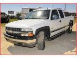 2001 Summit White Chevrolet Silverado 1500 LT Extended Cab 4x4 #18790714
