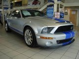 2009 Brilliant Silver Metallic Ford Mustang Shelby GT500KR Coupe #18779421