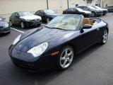 2003 Porsche 911 Midnight Blue Metallic