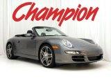 2008 Meteor Grey Metallic Porsche 911 Carrera S Cabriolet #18780782