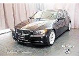 2007 Black Sapphire Metallic BMW 3 Series 335i Sedan #18779652