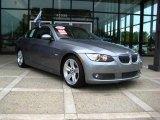 2007 Space Gray Metallic BMW 3 Series 335i Coupe #18787763