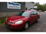 2006 Sport Red Metallic Chevrolet Impala LT #18788847