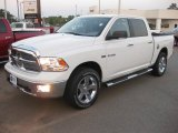 2009 Stone White Dodge Ram 1500 Big Horn Edition Crew Cab 4x4 #18789507
