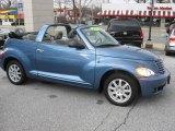 2007 Marine Blue Pearl Chrysler PT Cruiser Convertible #1872606