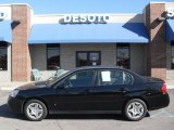 2007 Black Chevrolet Malibu LS V6 Sedan #18851580
