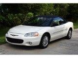 2002 Stone White Chrysler Sebring Limited Convertible #18851553