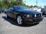 2007 Black Ford Mustang GT Premium Convertible #18849998