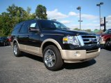 2010 Tuxedo Black Ford Expedition King Ranch #18849991